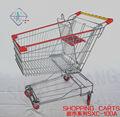 Los carros de compras sxc-100a