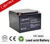 12V24Ah Accumulator Battery 12V24ah Lead Acid Battery Rechargeable VRLA Battery