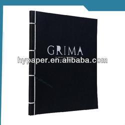 fancy paper catalog design printing