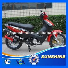 SX110-5D 110CC 120CC Alloy Wheel Chongqing Cub Motorcycle