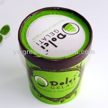 ice cream paper cup and lid,printed ice cream cups,ice cream paper cup