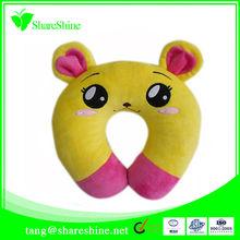 handmade cute animal neck pillow kids neck pillow