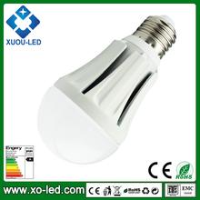 Wholesale New Model 110 220 230 Volt LED Bulb A60 Aluminum 7W SMD5730 E27 Base 500LM