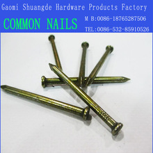 concrete common nail