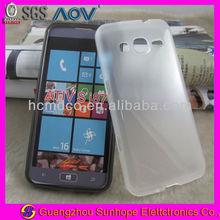 for samsung I187 Ativ s plain phone cases glossy design