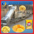 872 novo design eficiente açoinoxidável máquina de batata chips