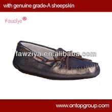 2013 newest comfortable Womens sheepskin Slippers