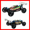 HSP 94860 2.4Ghz Camper Nitro 4WD Off Road 1 8 scale rc cars RC Buggy gasoline car HSP