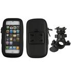 Bicycle Handlebar Mount Holder Bike Waterproof Case Bag For iPhone 5 5G