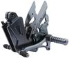 adjustable TCF-3 CNC motorcycle Rearset Footrest China