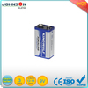 Hotsale alkaline battery 9 volt set by CE,SGS,ROHS certification