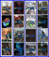 5D Movies Roller Coaster 7D Cinema Park Ride