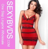 STUNNING RED SEX BABYDOLL LINGERIE XXL, BABYDOLL SEX PICS SL2519