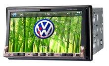New desigh car audio with TFT LCD screen HDMI GPS Camera ATSC/DVB-T/ISDB-T