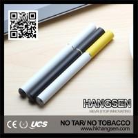 electronic cigarette wholesale ego kit hangsen rechargeable e-cig