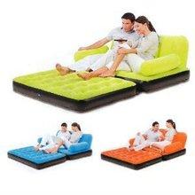 Air Sofa cum Air Bed 5 in 1 (Velvet material) @ Rs. 3750 /-