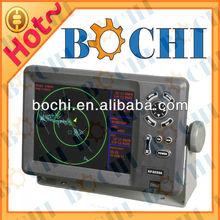 8 Inches 25KHz LCD Display Marine GPS AIS Chartplotter