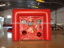 Hot-selling attactive plastic soccer goal