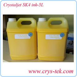 Original infiniti/challenger/phaeton sk4 solvent ink/outside for 2 years