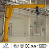 Free standing and custom designed BZ type derrick crane