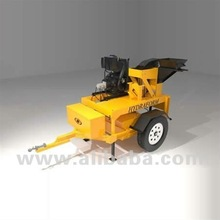 Hydraform M7 (Mobile) interlocking block making machine
