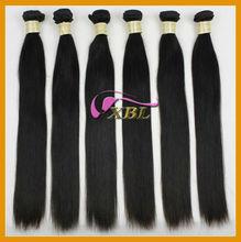 Luxury high quality human virgin straight hair