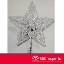 Cheap popular custom led tree top star