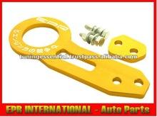 6061 Aluminium EPR Car Rear Tow Hook Gold 10mm VOLKSWAGEN BEETLE