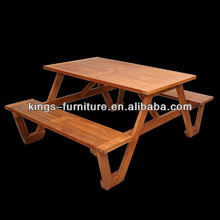 Teak wood outdoor Bench KF-OD1602-130
