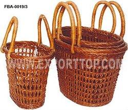 Newest handmade fern bags