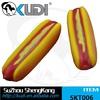 Hotdog squeaky pet toys supply factory SKT006