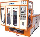 plastic bottle manufacturing machines, double station,Blow molding process