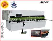 Hydraulic shearing machine QC12Y series band saw