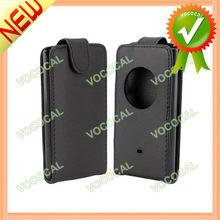 for Nokia Lumia 1020 Case w/ PU Leather Material