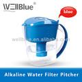 de plástico jarra de agua deje que usted bebe el agua kangen