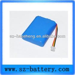 Welch Allyn AED10 defibrillator Li ion LIMnO2 battery pack
