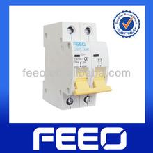 Quality Assurance type B 10 amp switch