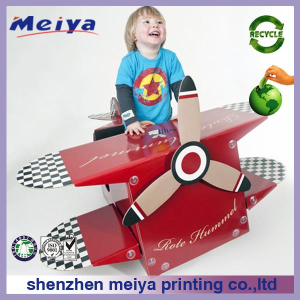 Paper plane foam glider 3d foam plane