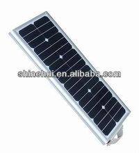 aluminium alloy street light pole sheet solar light