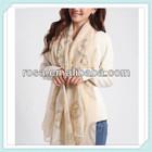 RWK55 Peace Printed scarf ,fashion scarf shawl 100% polyester infinity scarf