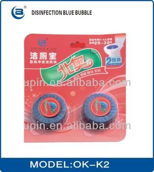 Blue-Touch Automatic Toilet Cleaner, Toilet Block, Toilet Blue Bubble