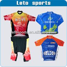 cycling clothing set/motorcycle clothing china custom made