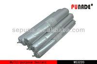 Silicone Polyurethane Steel Bonding Oil Resistant Sealant