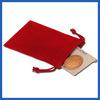 mobile phone velvet pouch