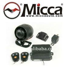 Hopping Code Alarmas de Autos, Alarme Automotivo con Engine Immobilizer (OW400)