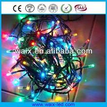 led string light/LED Christmas strings /LED fairy lighting strings 10M/100leds CE ROHS