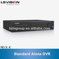 LS VISION 32ch real time D1 H.264 32ch hybrid dvr, 960h dvr,8 ch h 264 dvr software free