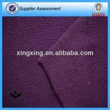 Cheap price brushed anti-pilling polar fleece fabric
