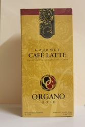 Organo Gold Gourmet Cafe Latte with Ganoderma extract