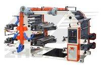 YT-4600 plastic film flexo printer